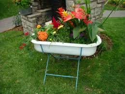 Outdoor Bathtubs Ideas Creative Ideas To Recycle Old Bathtubs Recycled Things