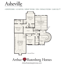 asheville 1219f classic plan collection
