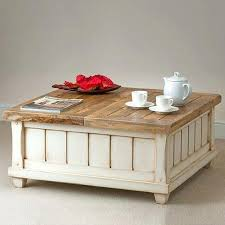 Small White Coffee Table Rustic White Coffee Table Capsuling Me
