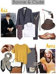 Halloween Costumes Bonnie Clyde Bonnie Clyde Costumes Couples