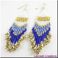 Beaded Chandelier Etsy Seed Bead Earrings U2014 Crafthubs