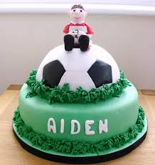 football cake toppers football cakes decoration ideas birthday cakes