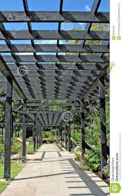 garden trellis arbor royalty free stock image image 20261526