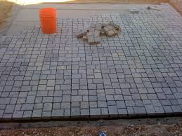 Cheap Patio Pavers My Diy Paver Patio On The Cheap Landscaping Lawn Care