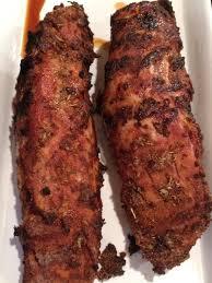 sweet u0026 spicy dry rub pork tenderloin knead to cook main