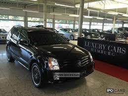cadillac srx road 2008 cadillac srx v6 awd sport luxury europe panorama 7 seater
