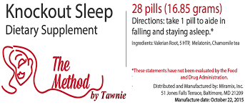 5 Htp Before Bed Product Details