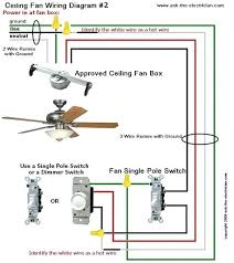 ceiling fan wiring diagram and connecting a arlec with light