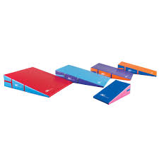 Gymnastics Floor Mat Dimensions by Incline Wedge Mats Incline Mat Mancino Mats