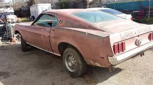 mustang for sale san antonio 1969 mach 1 fastback for sale in san antonio united states