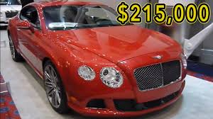 red bentley wallpaper bentley continental gt speed 2013 overview youtube
