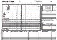 gas mileage expense report template gas mileage expense report template moderndentistry info is all