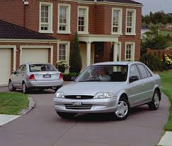 ford laser review kn kq 1999 02 lxi glxi and sr