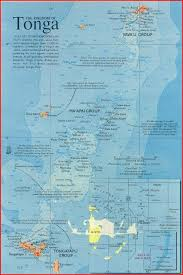 tonga map tonga map tonga consists of groups of islands visited ha apai