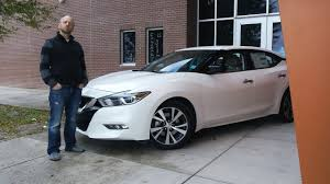 gray nissan maxima 2016 2016 nissan maxima s the maxima is back real world review and