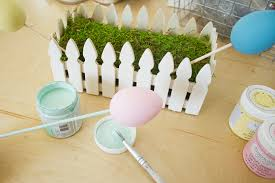 easter decoration diy easter decoration egg centerpiece darice