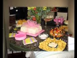 simple baby shower simple cheap baby shower food ideas