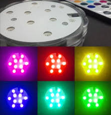 led puck lights amazon remote control led pod lights great for light up center pieces