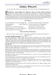 Accounts Payable Specialist Resume Sample Cover Letter For Accounts Receivable Resume Cv Cover Letter Click