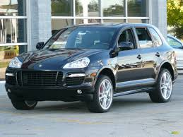 porsche cayenne 2008 turbo 2008 porsche cayenne turbo in black a92316 chicagosportscars