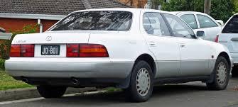 lexus ls400 1990 file 1990 1992 lexus ls 400 ucf10r sedan 02 jpg wikimedia commons