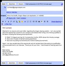 best solutions of format email cover letter sample in summary