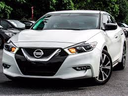 nissan maxima extended warranty 2016 used nissan maxima 4dr sedan 3 5 s at alm gwinnett serving