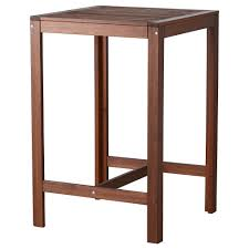 Outdoor Bar Patio Furniture äpplarö Bar Table Outdoor Ikea