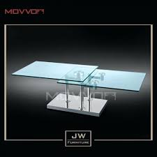 coffee table marvellous revolving glass articles with rotating glass coffee table for sale tag wonderful