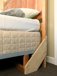 Bed Frames Headboards How To Build A Sturdy Freestanding Bed Frame Headboard Solves