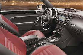 volkswagen bug 2016 interior all new 2012 vw beetle prices starts at 19 765 autotribute