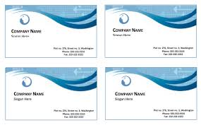 Print Free Business Cards At Home Free Business Cards Templates To Print At Home Best Business