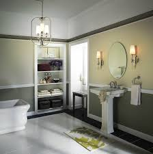 antique bathroom lighting ideas shower room applying clear glass
