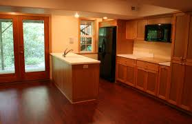 beautiful basement kitchen for home decor arrangement fully