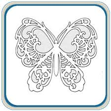 fretwork butterflies patterns bumble bees dragonflies and bees