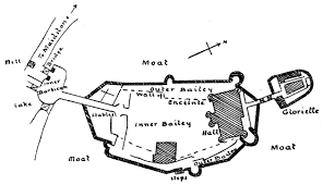 arundel castle floor plan the project gutenberg ebook of british castles by charles h ashdown