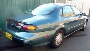 file 1997 ford taurus dp ghia sedan 2009 10 23 02 jpg