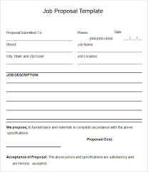 proposal template microsoft word format download