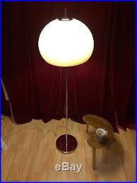 Vintage Retro Floor Lamp Retro 60s 70s Space Age Mid Century Guzzini Panton Floor Lamp