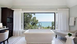 privacy windows bathroom bathrooms that know to make the most of great views