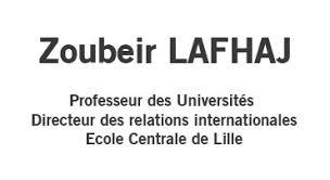 Cole Centrale De Lille Zoubeir Lafhaj Thèses De Doctorat