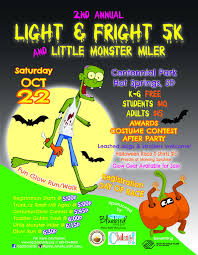 rapid city sd halloween events join us for light u0026 fright 5k on october 22 2016 boys and
