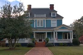 revival house colonial revival houses eatonton vanishing