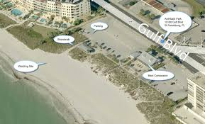 Map Of Clearwater Beach Florida by Madeira Beach Florida Weddings 727 475 2272
