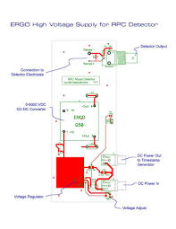ergo manual technical details drawings and schematics
