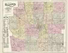 america map ohio ohio contemporary antique america maps atlases ebay