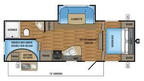 coleman travel trailers floor plans 2017 jay flight slx travel trailer floorplans u0026 prices jayco inc