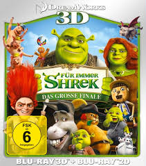 movie shrek 4 rent dvd blu ray kids