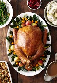 what size turkey should you buy for what temperature to