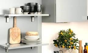 cuisine a poser actagare lumineuse cuisine etagare cuisine a poser etagere angle